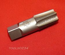 """3//8/""""-18 NPT Taper Pipe Tap Thread Cutting /& Cleaning USA Made Irwin 1904 ZR"""