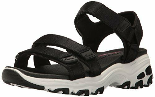 Skechers Cali Sandale- Damenschuhe DLites-Fresh Catch Wedge Sandale- Cali Select SZ/Farbe. 55ccc3