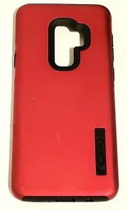 the latest 22617 35d51 Details about Incipio DualPro Series Case for Samsung Galaxy S9+ (Plus) -  Iridescent Red/Black