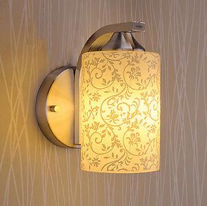 Design Wandleuchte Innen Wandlampe E27 für LED Wohnzimmer ...