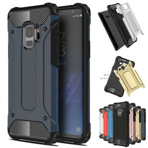 Chocs-Armure-Hybride-Etui-pour-Samsung-Galaxy-Note-8-S6-S7-S8-S9-Plus