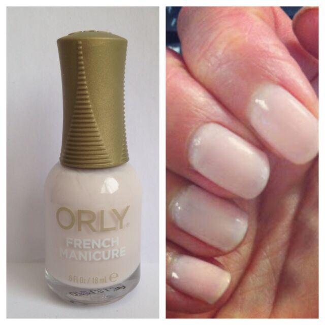 ORLY French Manicure Nail Varnish Brights Lights & Pastels 4 ...
