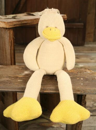 Settler Bears /'Saxon/' Handmade Duck Teddy Bear Gift 30cms BRAND NEW