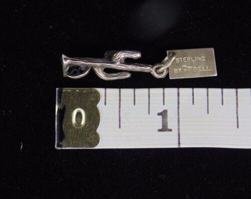 Sterling Silver Western sur le thème de charme Miniature Figurine Pendentif votre choix!
