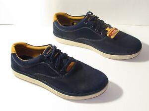 Skechers USA 64810 Herren palen alesco Oxford Marineblau kiTPC