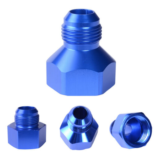 8Size Aluminium Female to Male AN Reducer Expander Oil//Gas//Fuel Hose End Fitting