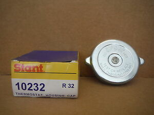 Engine Coolant Thermostat Housing Cap-OE Type Radiator Cap Stant 10232