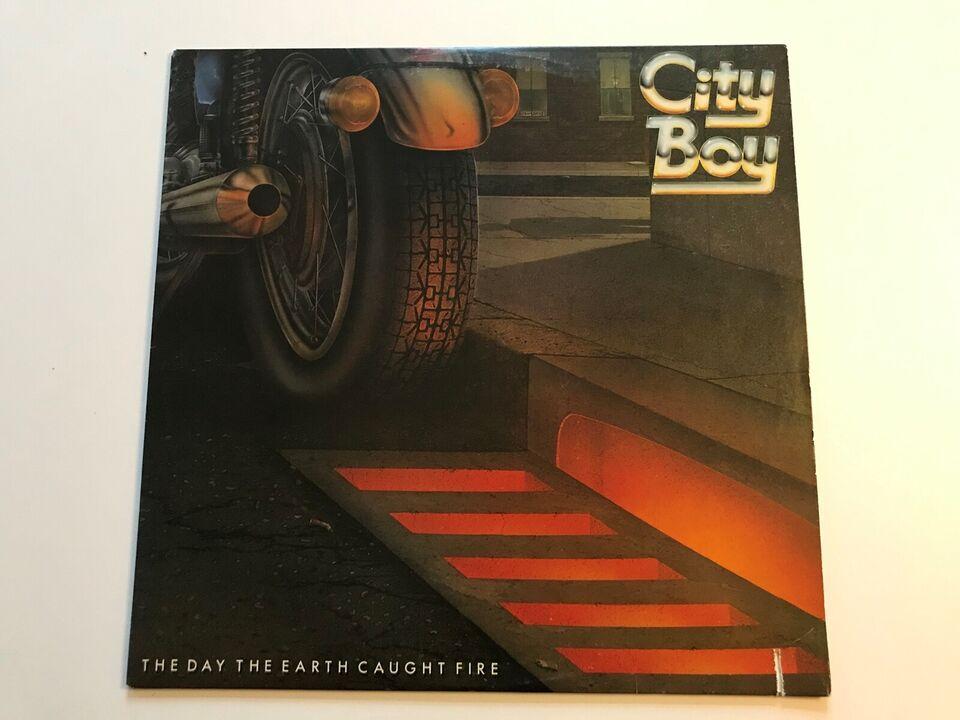 LP, City Boy