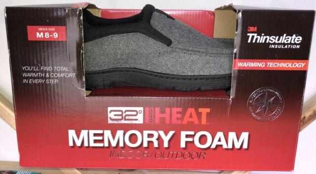 32 Degrees Heat 3m Memory Foam Indoor