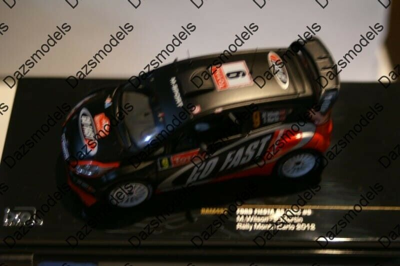 Ixo Ford Fiesta M.Carlo 2012 M.Wilson RAM492 1 43