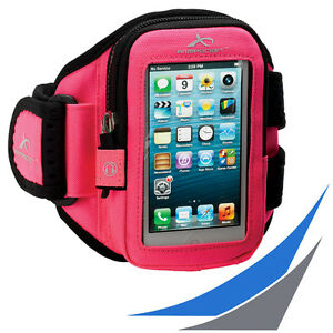 fuer-Smartphones-ARMPOCKET-AERO-i-10-Pink-Sportarmband