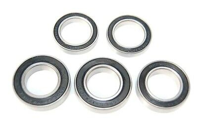 Pack of 5 6905 61905 25x42x9mm ZZ Thin Section Deep Groove Ball Bearing