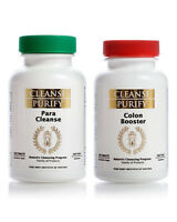 Cleanse Purify : Para Cleanse And Colon Booster : Pure Body Institute - Tablets