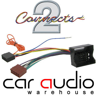 connects2 citroen c8 04 car stereo radio iso harness. Black Bedroom Furniture Sets. Home Design Ideas