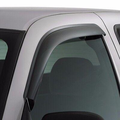 Fits GMC Sierra 1500 Crew 2003-2006 AVS Ventvisor Window Visors Rain Guards