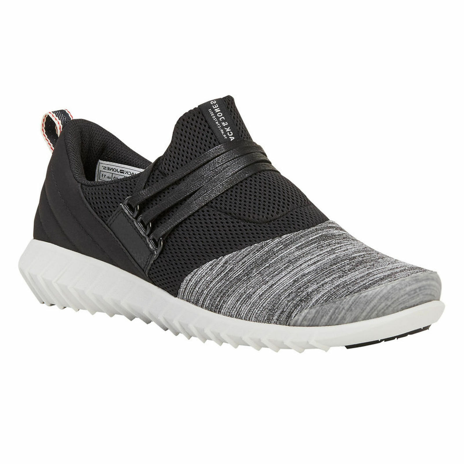Jack & Jones Originals Trainers Mens Fashion Trend Knit Sneakers Shoes JFWDragon