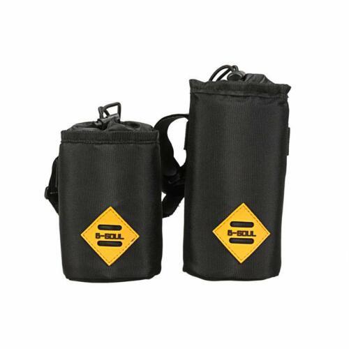 B SOUL Road Bike Front Handlebar Water Bottle Insulation Bag Bottle Pouch #3YE