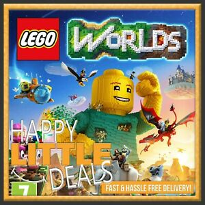 LEGO-Worlds-PC-STEAM-GAME-GLOBAL-NO-CD-DVD-Fast-Delivery