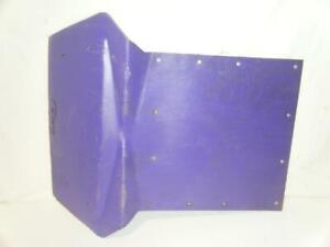 Holeshot-Derapage-Plaque-Violet-88-98-Polaris-Compense-Indy-Trail-500-600-Rmk-XL
