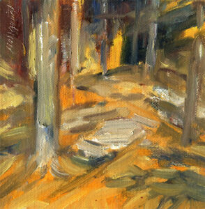 The-Berkshires-6-x-6-in-Original-Oil-on-stretched-canvas-Hall-Groat-Sr
