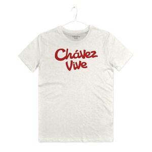 Maglietta-Socialismo-Chavez-Vive-AntiImperialismo-Venezuela-Hugo-Chavez-T-shirt