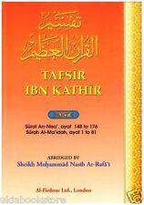 Tafsir Ibn Kathir Part-6 By Al-Firdous Ltd