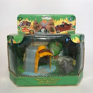 The Original Jungle In My Pocket Series 2 Badezimmer Nilpferd Ally