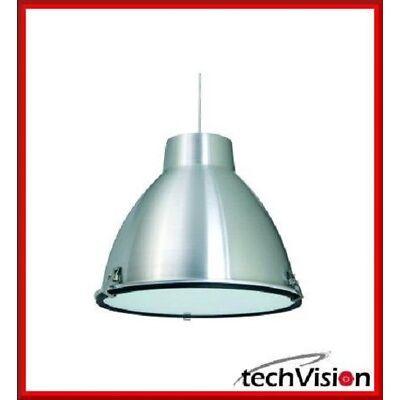 Ranex Edison Kronleuchte Deckenleuchte Hängeleuchte Designerlampe Chrom