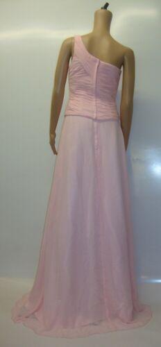 Litb Vestido de Noche Zweitlg Gala Top Falda Dama Honor Indira Rosa 34 Nuevo