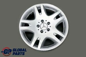 Mercedes-Benz-W211-S211-Alloy-Wheel-Rim-17-034-ET-38-8-5J-5-Twin-Spoke-A2114011602
