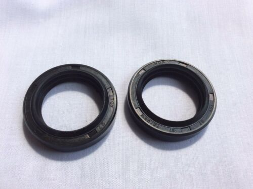 Honda S90 CT90 CT110 CL90 CB125 CL125  NEW FRONT FORK OIL SEALS