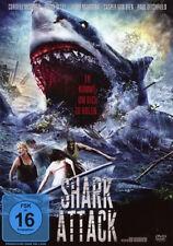 SHARK ATTACK Cordel McQueen CASPER VAN DIEN DVD nuevo
