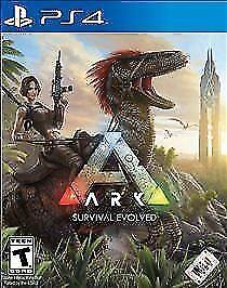 Ark: Survival Evolved (Sony PlayStation 4, 2017) for sale online   eBay