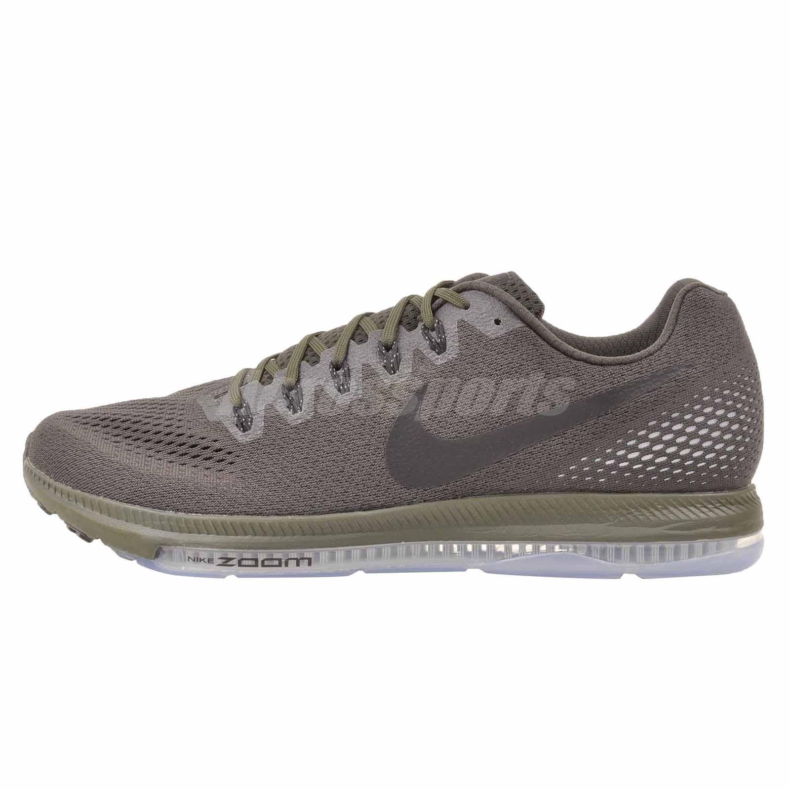 Nike zoom aus niedrigen laufenden mens schuhe sequoia grüne 878670-301