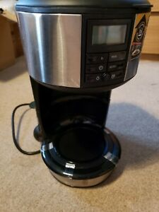 Details About Russell Hobbs 20680 Buckingham Filter Coffee Machine Spares Or Repair