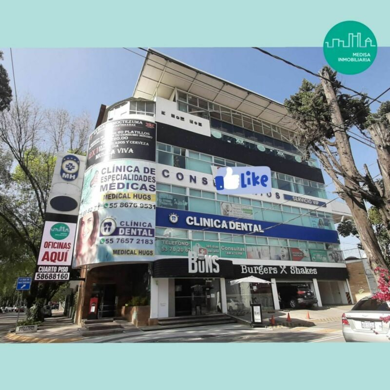 Oficina CoWorking en Arboledas Tlalnepantla, Edo. Mex.
