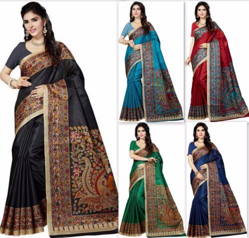 pakistani saree cotton silk Bollywood indian designer sari ethnic traditional bf