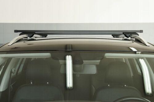 VW Caddy Maxi Life IV VAN 16 Dachträger Relingträger AMOS offener Reling