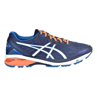 Asics GT 1000 5 Men's Shoes Indigo Blue Snow Hot Orange t6a3n 4900 | eBay