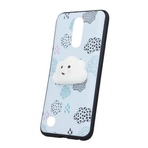 ^ animal 4d Funda protectora móvil motivo blando Samsung Galaxy a5 2017 nube Cloud