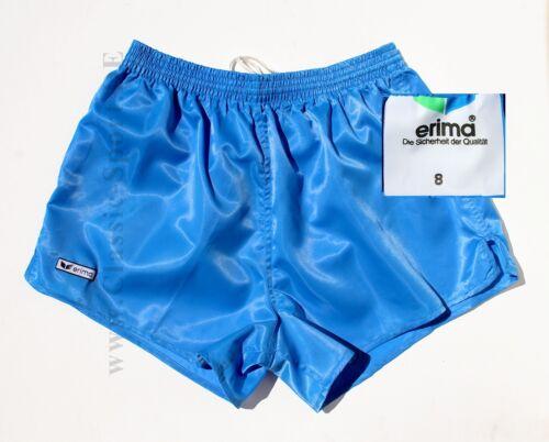 d:8 = XL NEUF! Orig 80er Erima Brillance Shorts Sans Slip 276