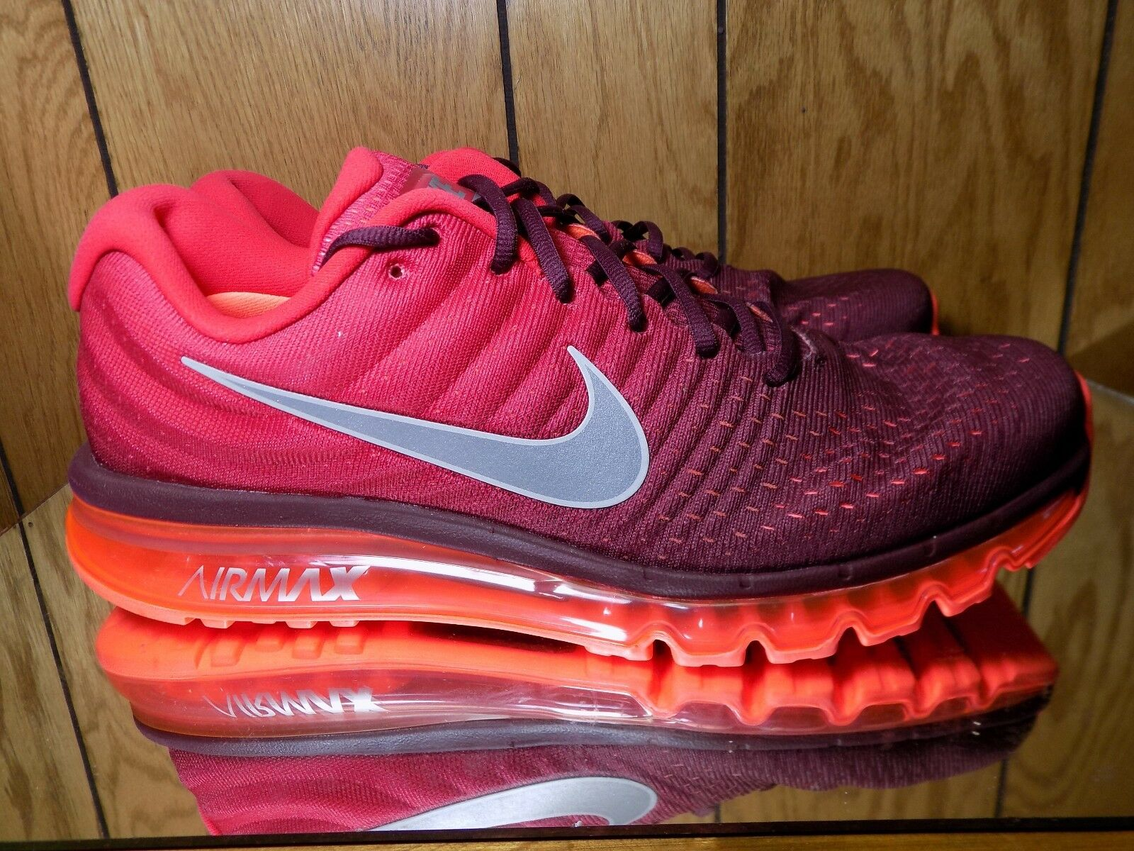 NIKE AIR MAX 2018 NIGHT MAROON-GYM RED Price reduction Great discount