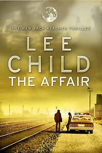 The-Affair-Jack-Reacher-16-by-Lee-Child-Hardcover-Used-Book-Good-FREE-amp-FA