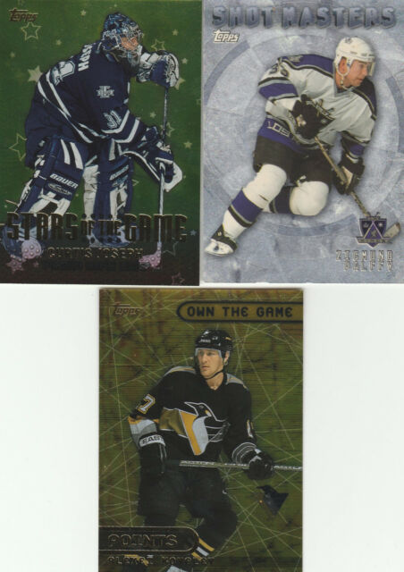 2001 2002 01/02 TOPPS...FINISH YOUR SET...PICK 2...S MASTERS,OTG,STARS OF GAME