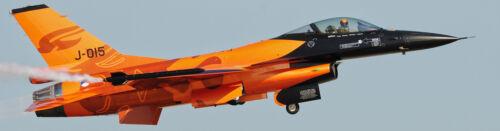 RoNLAF NETHERLAND AIR FORCE SSI SWIRL F16 FIGHTING FALCON SOLO DISPLAY DEMO TEAM