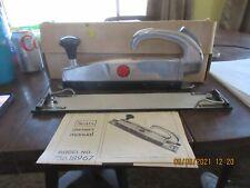 Sears Craftsman Straight Line Air Sander Withmanual Amp In Original Box