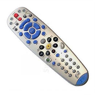 NEW Dish Network Bell ExpressVU 6.0 #2 IR//UHF 522 625 942 Remote Control 132578