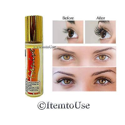 2 x Genive Lash Growth Serum Lengthening Thicker Longer Eyelash Eyebrow Bread