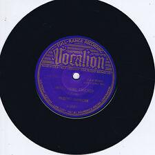 ROBERT JOHNSON – SWEET HOME CHICAGO / WALKIN' BLUES (1937 Legendary BLUES) repro