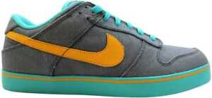 best service ef105 76221 Image is loading Nike-Dunk-SE-Nano-Grey-Del-Sol-Retro-